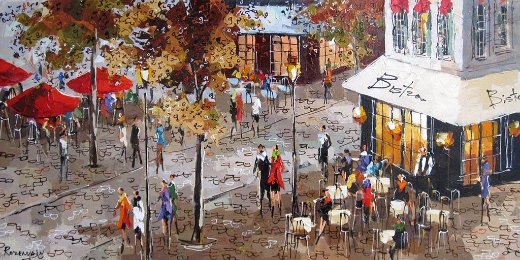Michael Rozenvain Art